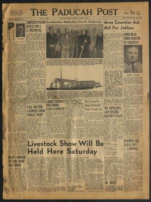 The Paducah Post (Paducah, Tex.), Vol. 46, No. 50, Ed. 1 Thursday, March 11, 1954