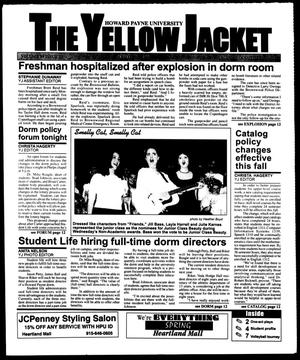 The Yellow Jacket (Brownwood, Tex.), Vol. 89, No. 23, Ed. 1, Thursday, April 22, 1999