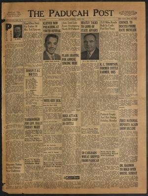 The Paducah Post (Paducah, Tex.), Vol. 47, No. 15, Ed. 1 Thursday, July 8, 1954