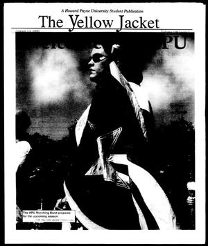 Primary view of object titled 'The Yellow Jacket (Brownwood, Tex.), Vol. 91, No. 1, Ed. 1, Thursday, August 24, 2000'.