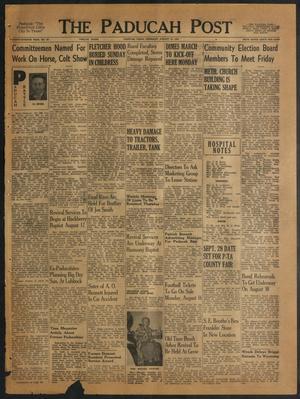 The Paducah Post (Paducah, Tex.), Vol. 47, No. 20, Ed. 1 Thursday, August 12, 1954