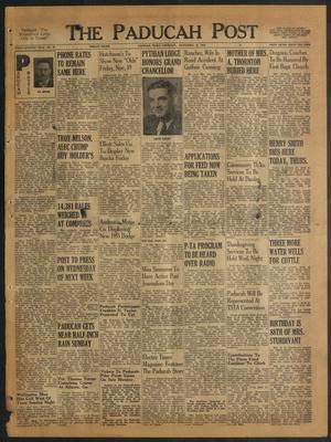 The Paducah Post (Paducah, Tex.), Vol. 47, No. 34, Ed. 1 Thursday, November 18, 1954