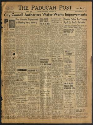 The Paducah Post (Paducah, Tex.), Vol. 46, No. 47, Ed. 1 Thursday, February 18, 1954