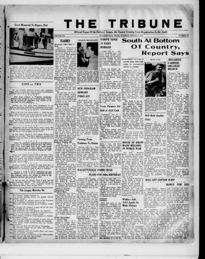 Primary view of The Tribune (Hallettsville, Tex.), Vol. 7, No. 64, Ed. 1 Tuesday, August 16, 1938