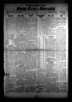 Primary view of Hallettsville Semi-Weekly New Era-Herald (Hallettsville, Tex.), Vol. 58, No. 94, Ed. 1 Tuesday, June 30, 1931