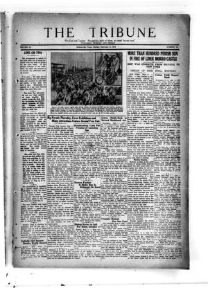 Primary view of object titled 'The Tribune (Hallettsville, Tex.), Vol. 3, No. 72, Ed. 1 Tuesday, September 11, 1934'.