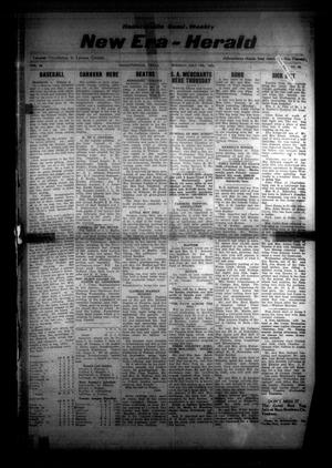 Primary view of object titled 'Hallettsville Semi-Weekly New Era-Herald (Hallettsville, Tex.), Vol. 58, No. 98, Ed. 1 Tuesday, July 14, 1931'.