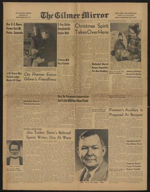 The Gilmer Mirror (Gilmer, Tex.), Vol. 77, No. 26, Ed. 1 Thursday, December 17, 1953