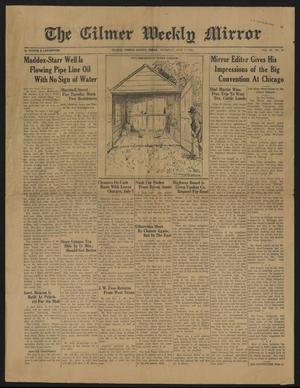 The Gilmer Weekly Mirror (Gilmer, Tex.), Vol. 56, No. 24, Ed. 1 Thursday, July 7, 1932