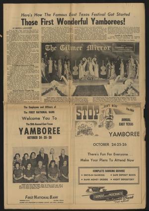 The Gilmer Mirror (Gilmer, Tex.), Ed. 1 Thursday, October 24, 1963
