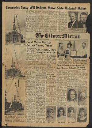 The Gilmer Mirror (Gilmer, Tex.), Vol. 91, No. 33, Ed. 1 Thursday, August 15, 1968