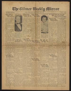 The Gilmer Weekly Mirror (Gilmer, Tex.), Vol. 61, No. 20, Ed. 1 Thursday, May 28, 1936