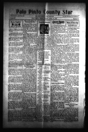 Palo Pinto County Star (Palo Pinto, Tex.), Vol. 58, No. 42, Ed. 1 Friday, April 12, 1935