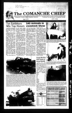 Primary view of object titled 'The Comanche Chief (Comanche, Tex.), Vol. 122, No. 35, Ed. 1 Thursday, January 9, 1997'.