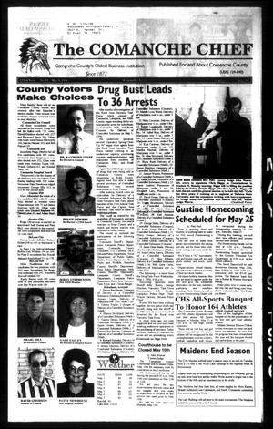 Primary view of The Comanche Chief (Comanche, Tex.), Vol. 122, No. 52, Ed. 1 Thursday, May 9, 1996