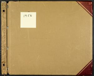 Primary view of object titled '[City of Grand Prairie Tax Roll: 1956]'.