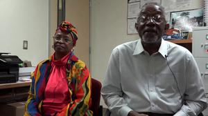 Oral History Interview with Bessie and Lawrence Hicks, July 14, 2015