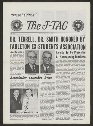 J-TAC, September 13, 1972