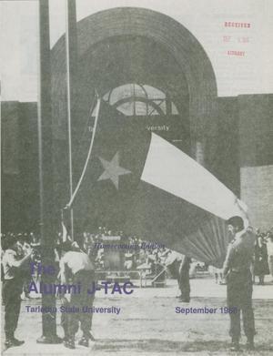 Primary view of Alumni J-TAC, September 1986