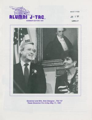 Primary view of Alumni J-TAC, Summer 1991