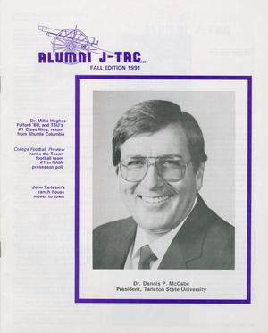 Primary view of Alumni J-TAC, Fall 1991