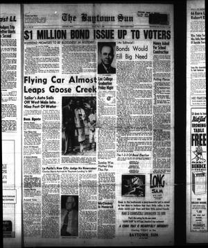 Primary view of The Baytown Sun (Baytown, Tex.), Vol. 34, No. 307, Ed. 1 Monday, May 31, 1954