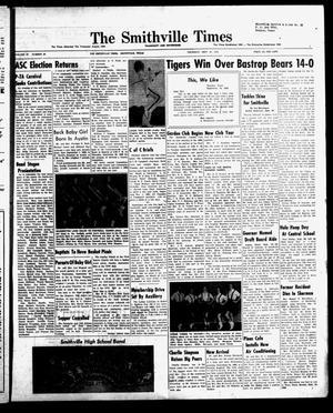 The Smithville Times Transcript and Enterprise (Smithville, Tex.), Vol. 67, No. 39, Ed. 1 Thursday, September 25, 1958