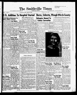 The Smithville Times Transcript and Enterprise (Smithville, Tex.), Vol. 67, No. 31, Ed. 1 Thursday, July 31, 1958
