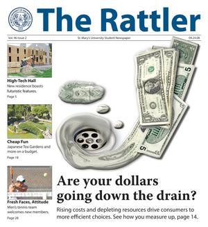 The Rattler (San Antonio, Tex.), Vol. 96, No. 2, Ed. 1 Wednesday, September 24, 2008