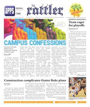 The Rattler (San Antonio, Tex.), Vol. 101, No. 3, Ed. 1 Wednesday, March 6, 2013