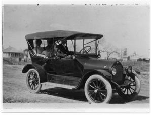 Primary view of object titled 'Overland Car'.