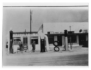 Primary view of object titled 'Chiles Food Store and Post Office'.