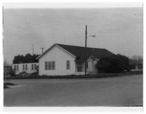 Primary view of object titled 'First Baptist Church'.