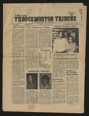 Throckmorton Tribune (Throckmorton, Tex.), Vol. 84, No. 41, Ed. 1 Thursday, May 22, 1975
