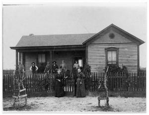 Primary view of object titled 'Melissa Ann Fisher Smith Home'.