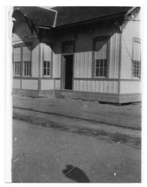 Primary view of object titled '[Portland Railroad Station]'.