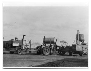 [Farming Equipment on Bell Farm]