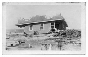 Primary view of object titled '[Storm Damage]'.