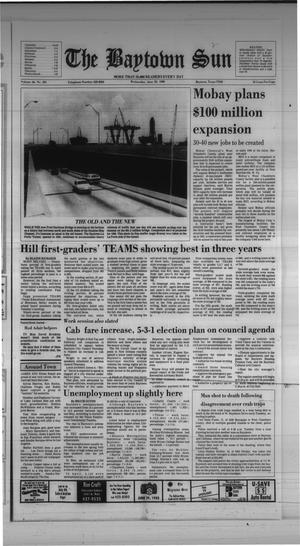 Primary view of The Baytown Sun (Baytown, Tex.), Vol. 66, No. 201, Ed. 1 Wednesday, June 22, 1988
