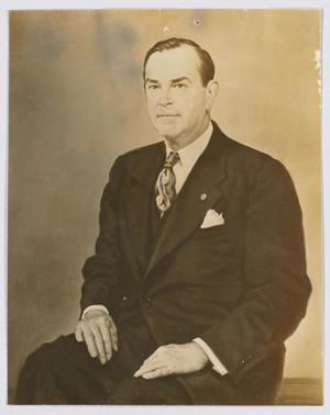 [Photograph of Unidentified Man]