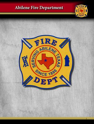 Abilene Fire Department Legacy Album