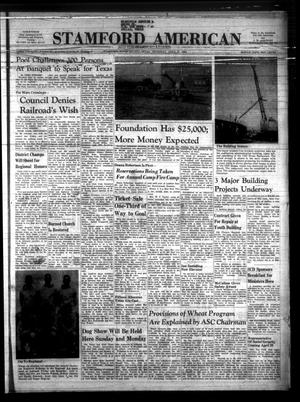 Stamford American and The Stamford Leader (Stamford, Tex.), Vol. 40, No. 61, Ed. 1 Thursday, April 23, 1964