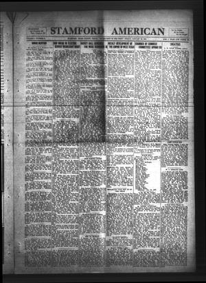 Stamford American (Stamford, Tex.), Vol. 1, No. 41, Ed. 1 Friday, January 30, 1925