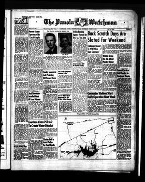 The Panola Watchman (Carthage, Tex.), Vol. 81, No. 27, Ed. 1 Thursday, June 17, 1954