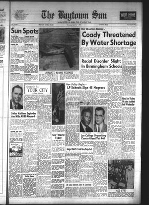 The Baytown Sun (Baytown, Tex.), Vol. 41, No. 9, Ed. 1 Wednesday, September 4, 1963