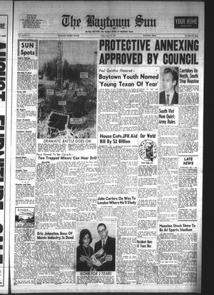 The Baytown Sun (Baytown, Tex.), Vol. 40, No. 312, Ed. 1 Friday, August 23, 1963
