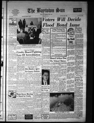 The Baytown Sun (Baytown, Tex.), Vol. 47, No. 255, Ed. 1 Monday, July 14, 1969