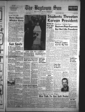 The Baytown Sun (Baytown, Tex.), Vol. 41, No. 218, Ed. 1 Thursday, June 4, 1964