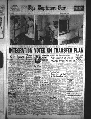 The Baytown Sun (Baytown, Tex.), Vol. 41, No. 231, Ed. 1 Friday, June 19, 1964