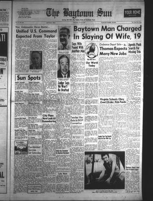 The Baytown Sun (Baytown, Tex.), Vol. 41, No. 235, Ed. 1 Wednesday, June 24, 1964